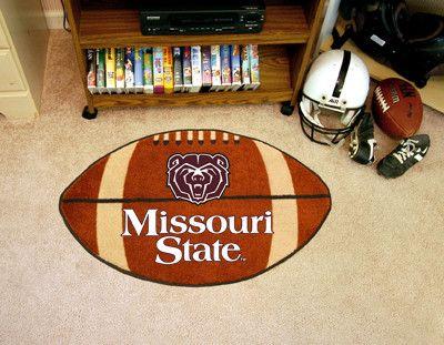 Missouri State University Football Mat