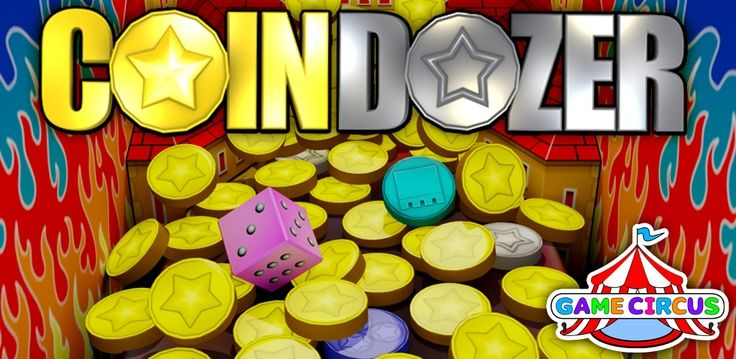 Cool Cars hacks 2017: Coin Dozer -  ORIGINAL and BEST coin pushing game!   Drop some coins into the ma...  Health & Fitness
