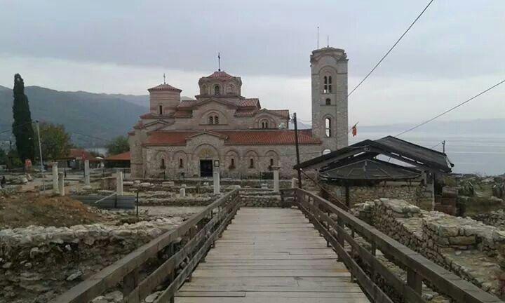 St. Clement Monestry