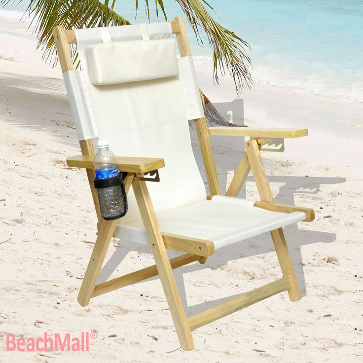 17 Best images about Wooden Beach Chairs – Deluxe Beach Chairs