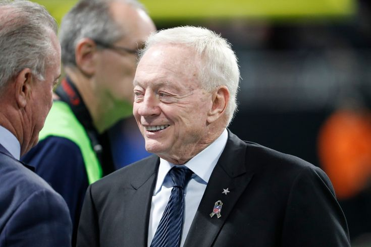 Cowboys' Jerry Jones on Roger Goodell contract: 'You need to adjust' - Washington Post