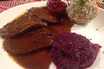 Rehbraten, ein schmackhaftes Rezept aus der Kategorie Wild & Kaninchen. Bewertungen: 10. Durchschnitt: Ø 3,9.
