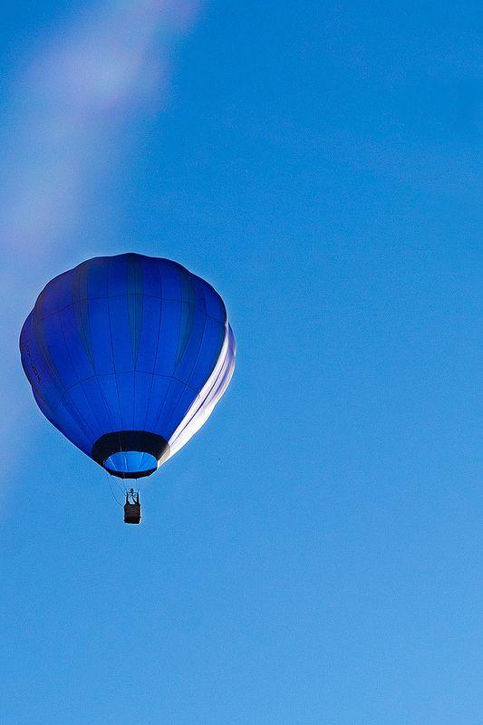 Hot air balloon | by rikkechemnitzphotos