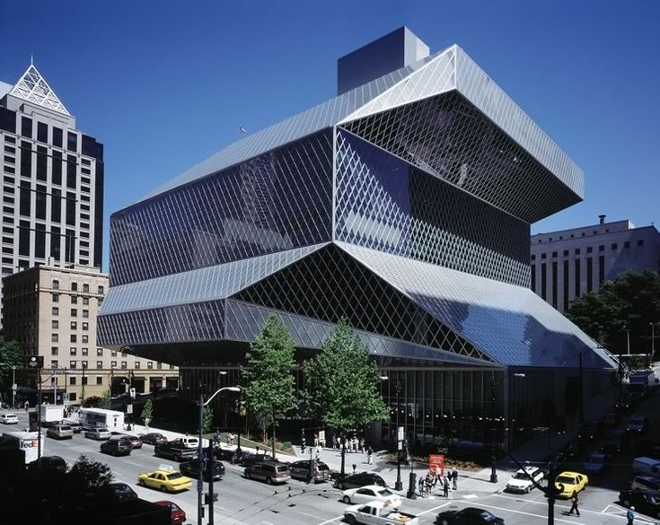 Central Library, Seattle