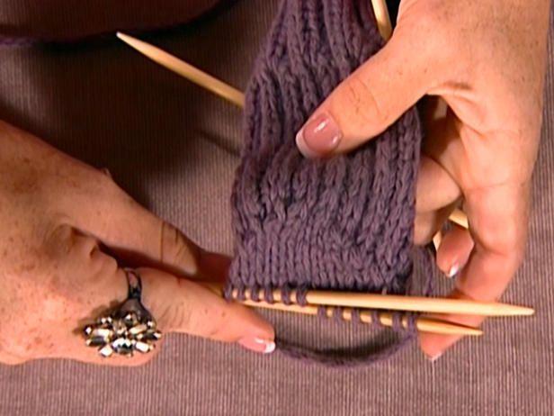 Knitting Tips By Judy Knit Stitch : Knitting socks heel cuff and toe tips gardens