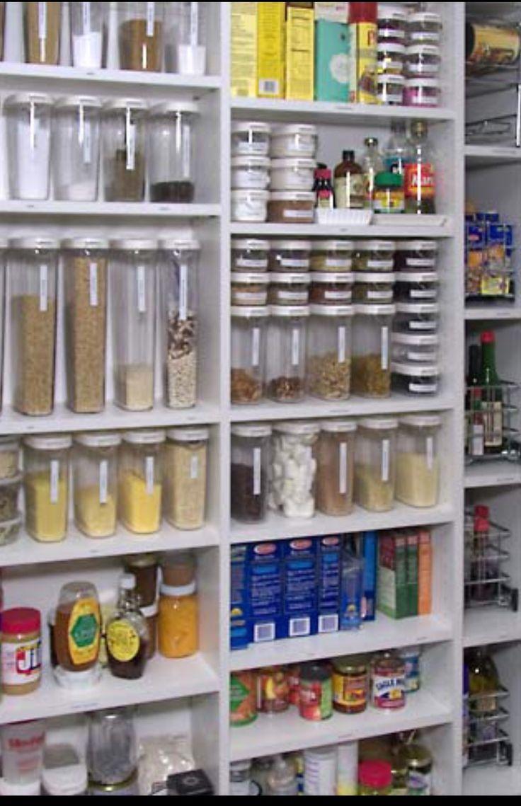 ber ideen zu speisekammer organisieren auf pinterest kleine speisekammer organisieren. Black Bedroom Furniture Sets. Home Design Ideas