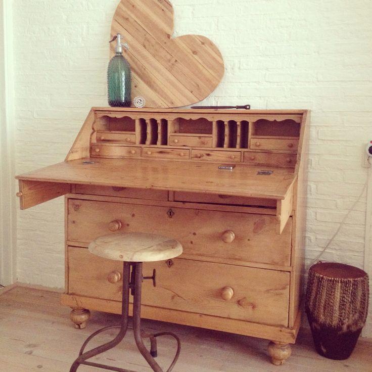 Gaaf hart van #pallethout. Te bestellen bij www.leefhuus.nl