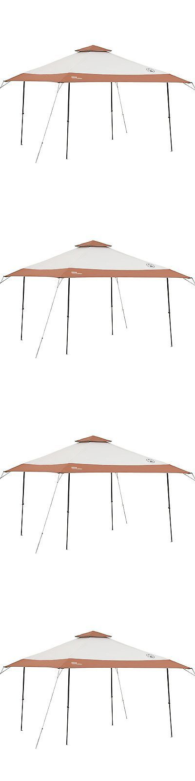 Canopies and Shelters 179011: Coleman 13 X 13 Back Home Instant Canopy, Square Portable Camping Pop Up Tent -> BUY IT NOW ONLY: $171.41 on eBay!