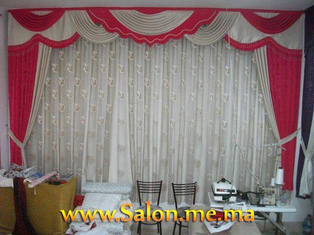 de Rideaux Salon Marocain sur Pinterest  Rideaux marocains, Salon ...