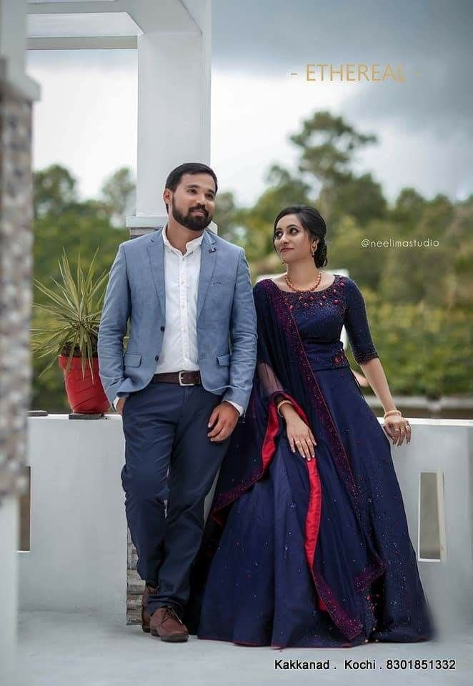 Party Wear Kerala Engagement Dress Engagement Dress For Groom Function Dresses