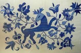 Resultado de imagen de bordados en la sierra de francia salamanca