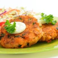 Moong Dal ke Kebab Recipe - A crisp and easy to make kebab. Perfect as a party starter or an evening much.