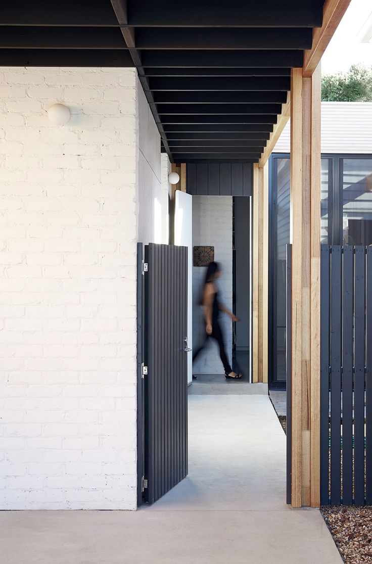 An Update and Extension by Foomann Architects