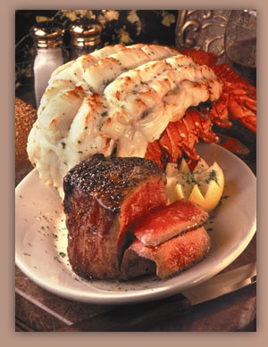 Pin By Leia Villasenor On Food Steak And Lobster Steak And Seafood Food