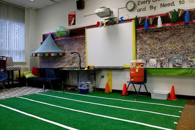 NFL Football theme classroom Super Bowl classroom