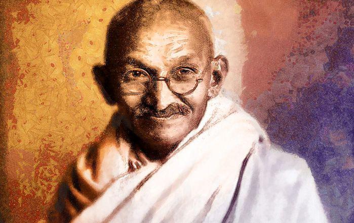 20 принципов жизни Махатмы Ганди, к которым стоит прислушаться – Какая разница для мертвых, сирот и бездомных, во имя чего творятся произвол и разрушения — во имя тоталитаризма или во имя священной демократии и либерализма? Человек — это продукт своих собственных мыслей. О чем он думает, тем он и становится. Истинная красота заключается все-таки в чистоте сердца. Если желаешь, чтобы мир изменился, — сам стань этим изменением.