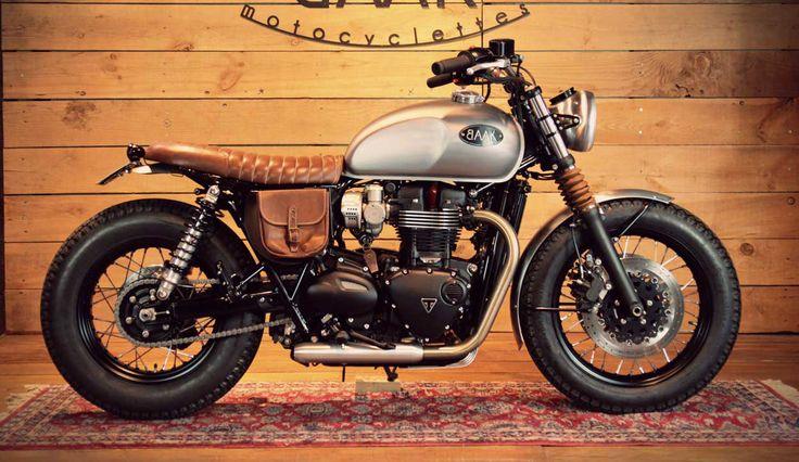 BAAK Motocyclettes  - T120 'Dandy Bonne'