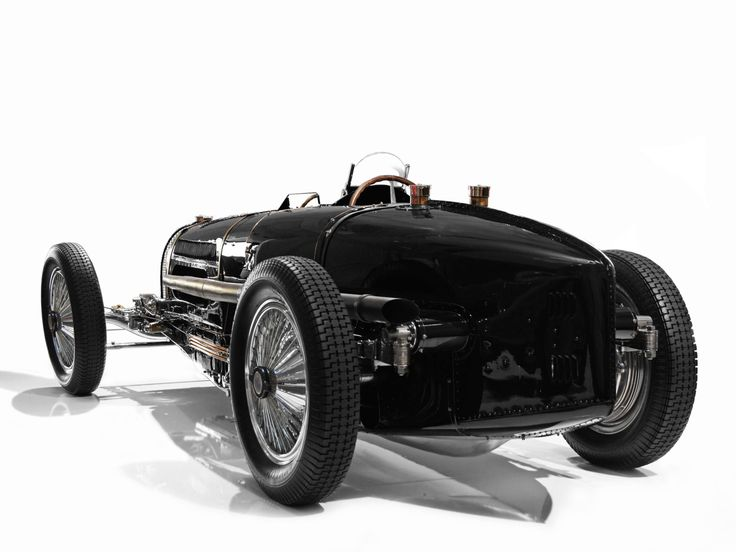 1933 Bugatti Type 59 Grand Prix Racer from the Ralph Lauren collection
