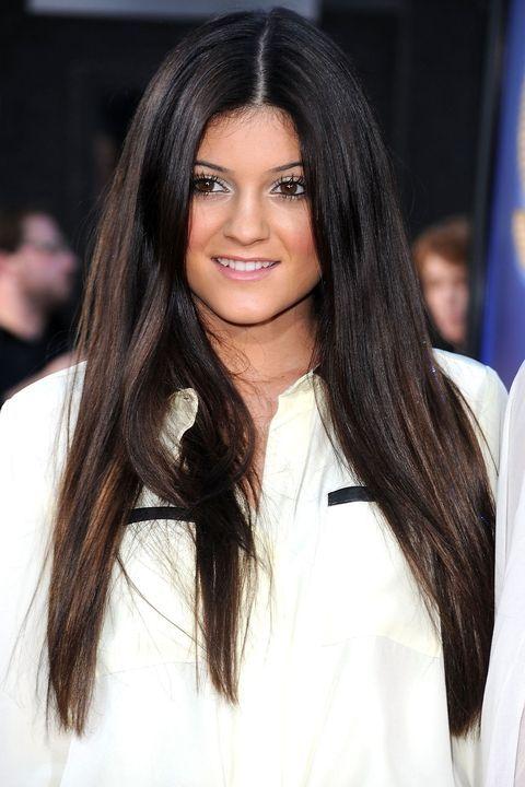 Kylie Jenner 2011 Source: Harpersbazaar.com