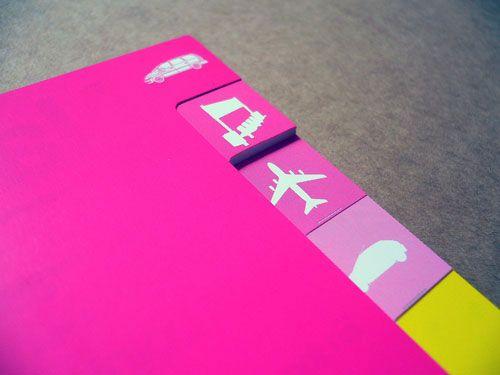how to make a creative brochure