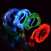 Micro usb Charging Cord with LED Lights
