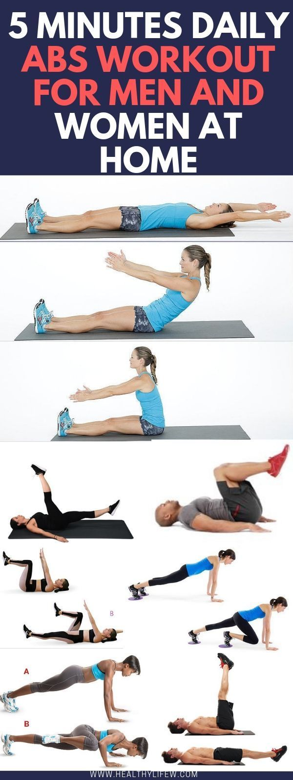 This article tells how to get six pack for men and  women, 6 pack abs women, gir…