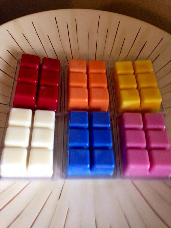10 soy wax tarts for your wax or scentsy burner.  Free shipping and handling. on Etsy, $24.50
