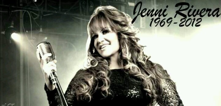 Rest in peace JENNI RIVERA ! :'(  My God have you in his glory