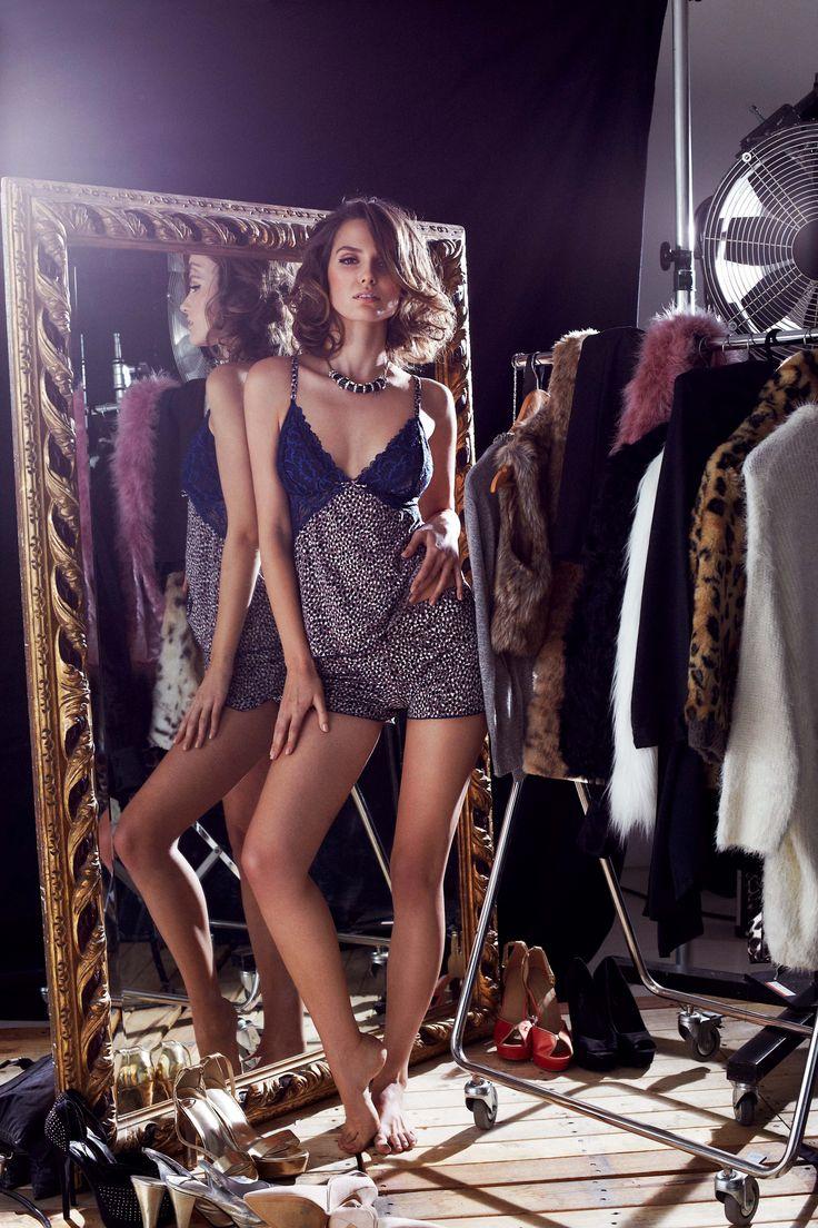 Pijama corto tirantes, Luxury Lingerie
