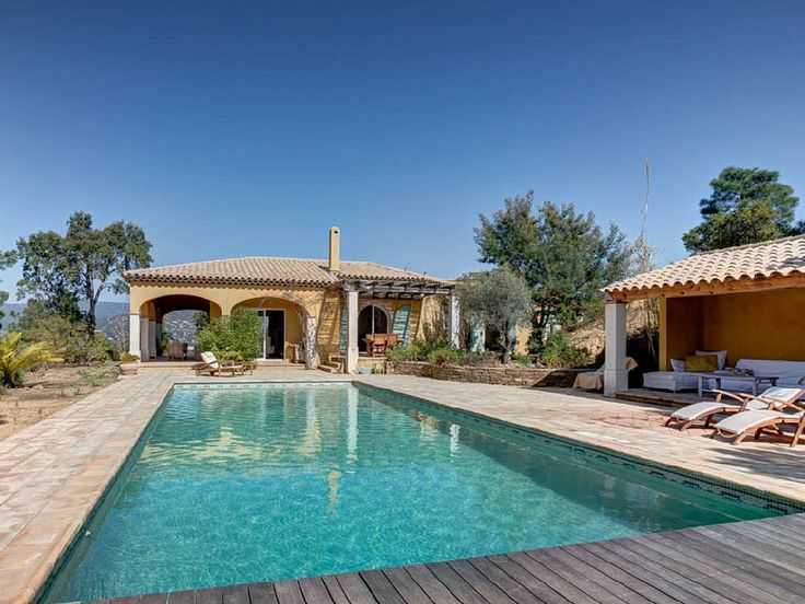 Villa vacation rental in Bormes-les-Mimosas from VRBO.com! #vacation #rental #travel #vrbo