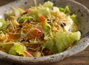 Receita Dedo de Moça: Salada juliana