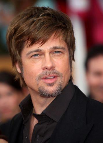 Brad Pitt - Goatee