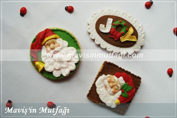 Noel Baba'sız olmaz:)