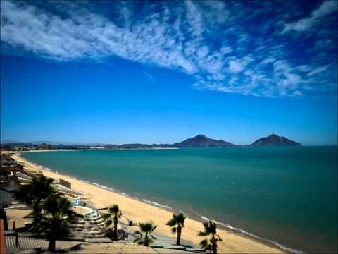 Tides, Clouds & Sunset - San Felipe - Sea of Cortez; Time Lapse Photography - YouTube MEXICO