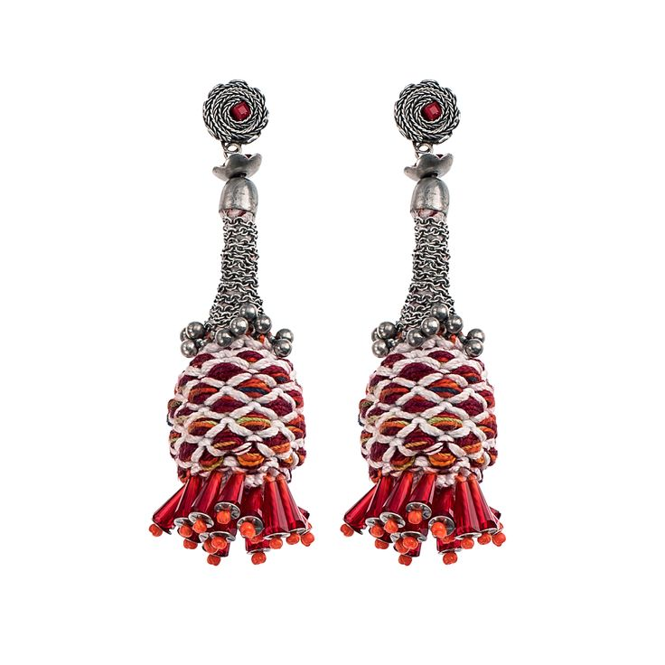 The Tulipa Collection Earrings Ayala Bar  Summer 2016