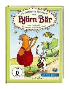 Die lustigsten Abenteuer von Björn Bär (DVD) - Sven Nordqvist (ab 3 Jahren)