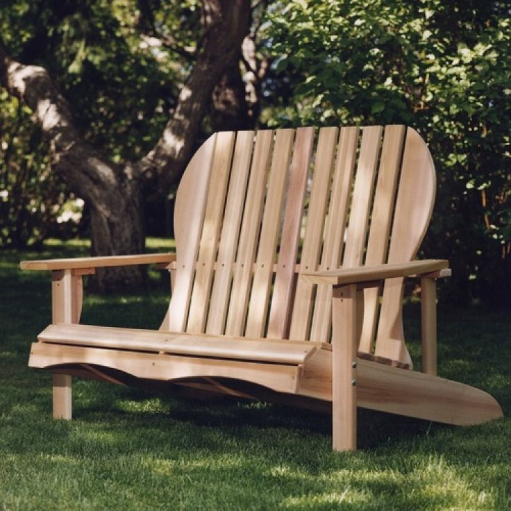 Wooden Garden Furniture Love Seats best 25+ traditional adirondack chairs ideas on pinterest