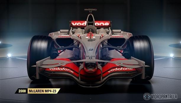 F1 2017 Codemasters  Hace poco os contamos que el mismísimo piloto Max Verstappen dio su opinión a cerca de F1 2017 pues bien hoy Koch Mediaha anunciado mediante un comunicado que el videojuego oficial del campeonato del mundo de Fórmula 1 desarrollado porCodemasterscontará con cuatro vehículos emblemáticos de McLaren los cuales dieron títulos a sus respectivos pilotos y alzaron a la marca británica por todo lo alto.  Los coches elegidos son:1988 McLaren MP4/4 pilotado porAlain Prost y…