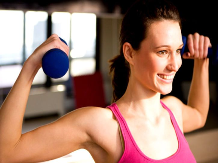 10 Exercises For Toned Arms - Minq.com