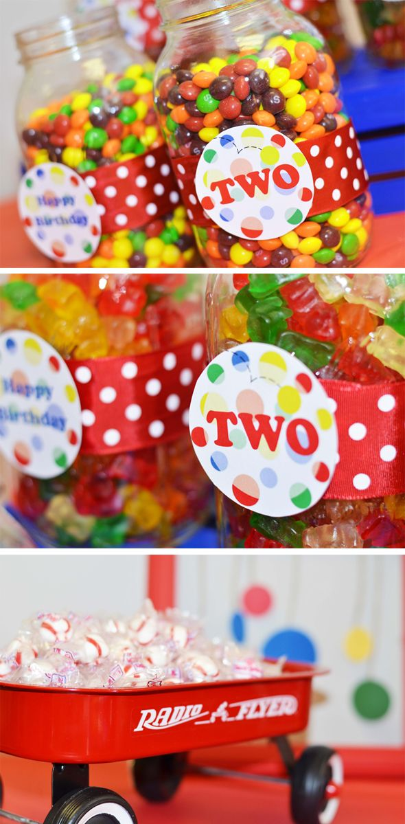 Bouncy Ball Party Ideas - Pretty My Party