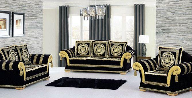 Barock Mobel Versailles Sofa. menerima pesanan sofa tamu \\ macam ...