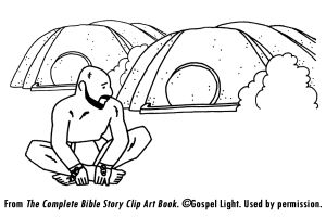 mark 8 coloring pages | 1000+ images about Jesus Heals the Demon Possessed on ...