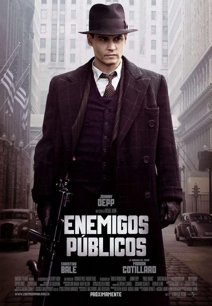 Enemigos públicos - Public Enemies