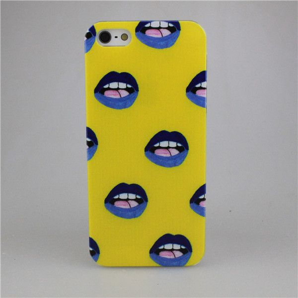 Купить Сексуальная синие губы дизайн телефона пк жесткий чехол для Apple , я телефона iPhone 4 4S 5 5S 5C 6 6 S 6 плюси другие товары категории Сумки и чехлы для телефоновв магазине Shenzhen CY group co., LTDнаAliExpress. телефон охватывает для всех телефонов и крышку телефона