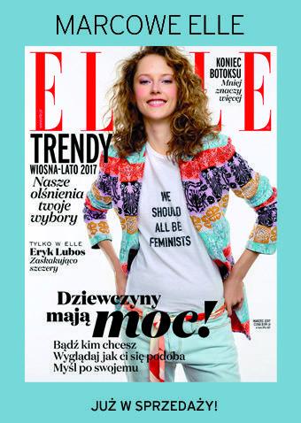 Elle Sport - ELLE.pl - trendy wiosna lato 2017: modne fryzury, buty, manicure