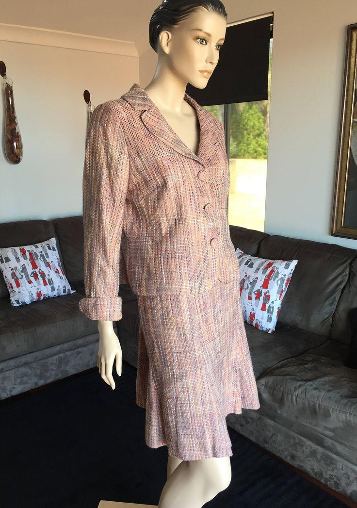 Vintage Size 12 (UK 14) (EURO 42) Dorothy Perkins Brand Jacket/Skirt by PreciousIdentity on Etsy