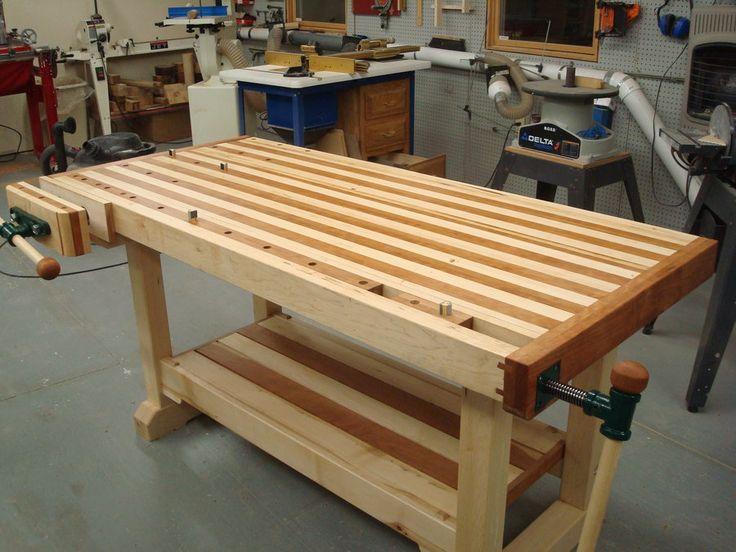 Best 25 Woodworking bench ideas on Pinterest
