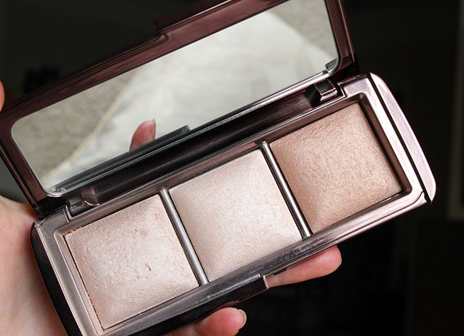 The ultimate dewy skin creators: Becca Aqua Luminous foundation & Hourglass Ambient Lighting Palette review & swatches!