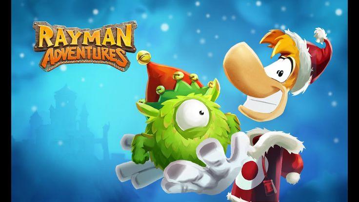 Rayman Adventures: The Incrediballs' band sings Jingle ...