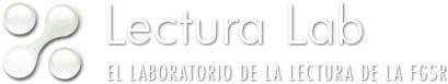 * ::: LECTURA LAB :::El laboratori de la lectura de la Fundación Germán Sánchez Ruipérez